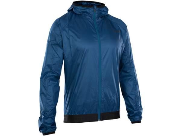 ION Shelter Windbreaker Jacke blue